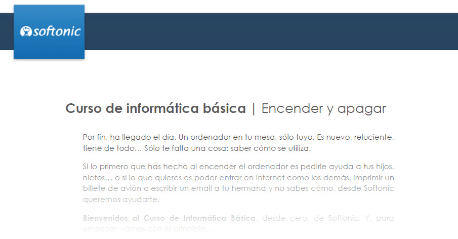 Curso de informática básica 1