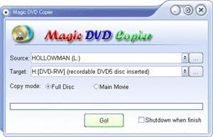 Magic DVD Copier