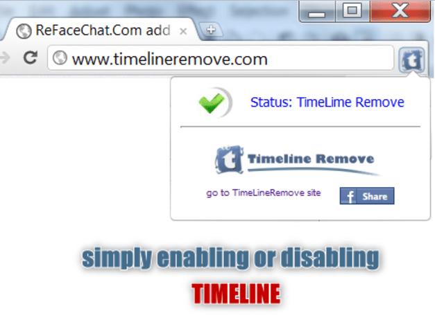 Timeline Remove