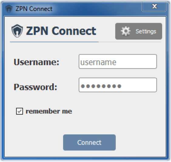 ZPN Connect
