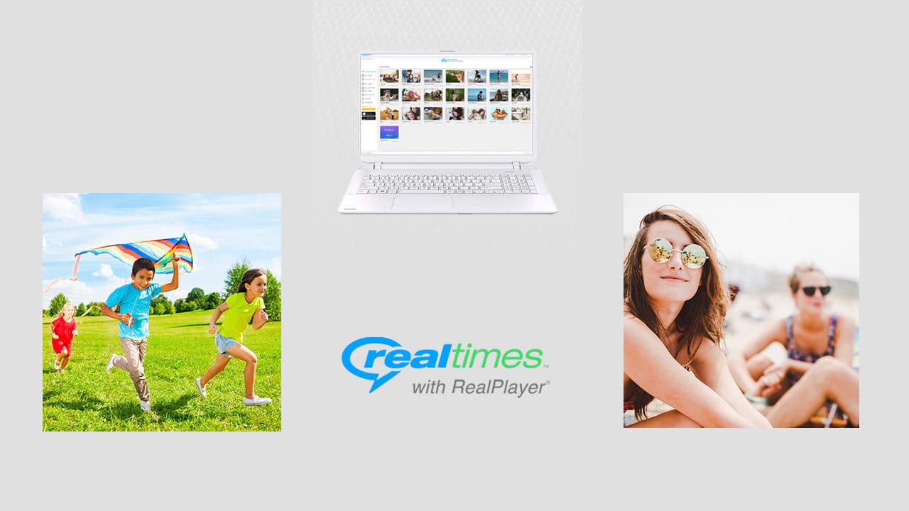 RealTimes (con RealPlayer)