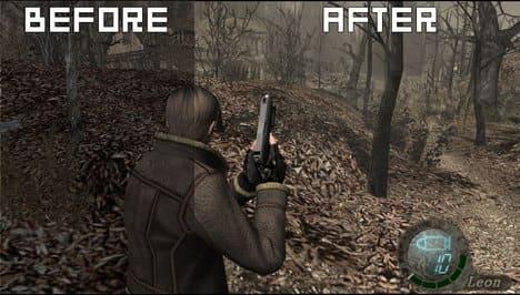 Parche para Resident Evil 4