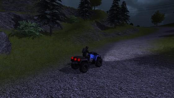 Lizard ATV