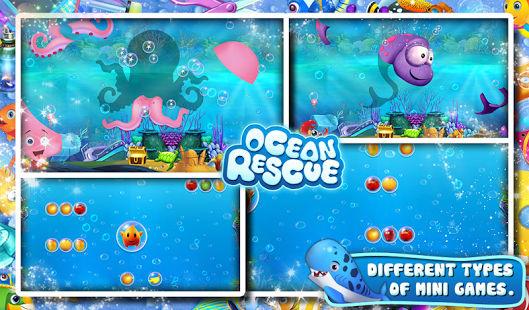 Ocean Rescue - Doctor Juego