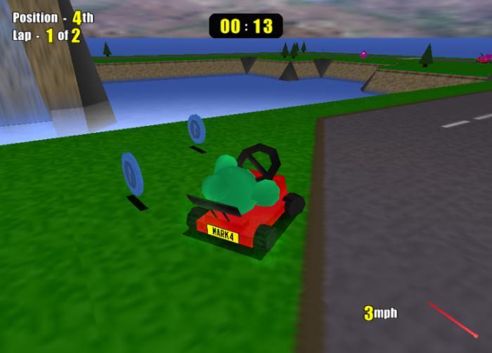 Schmump Go-Karting