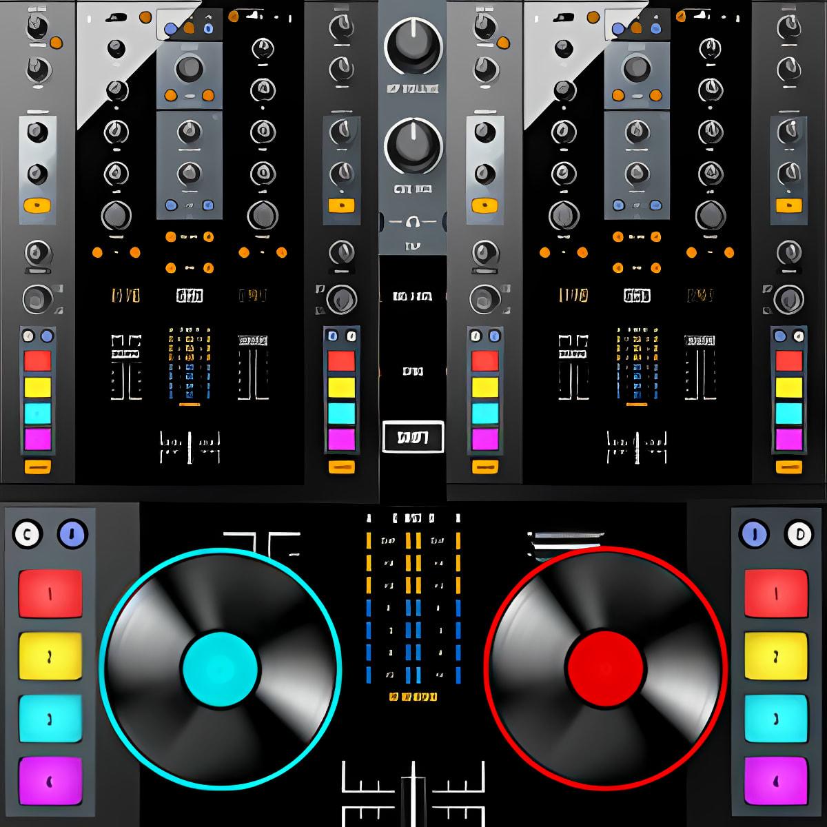 Virtual DJ Pro Mixer