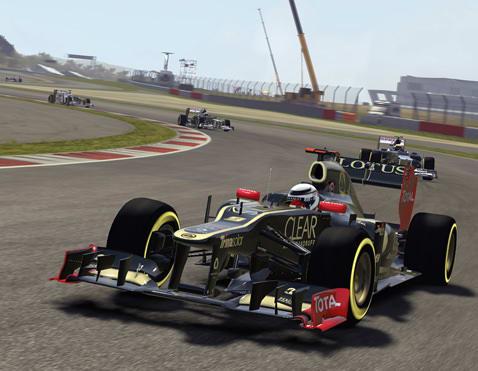 F1 2012 Demo