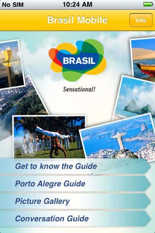 Brasil Mobile - Guia Turístico Porto Alegre