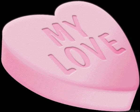 Valentine Hearts Screen Saver