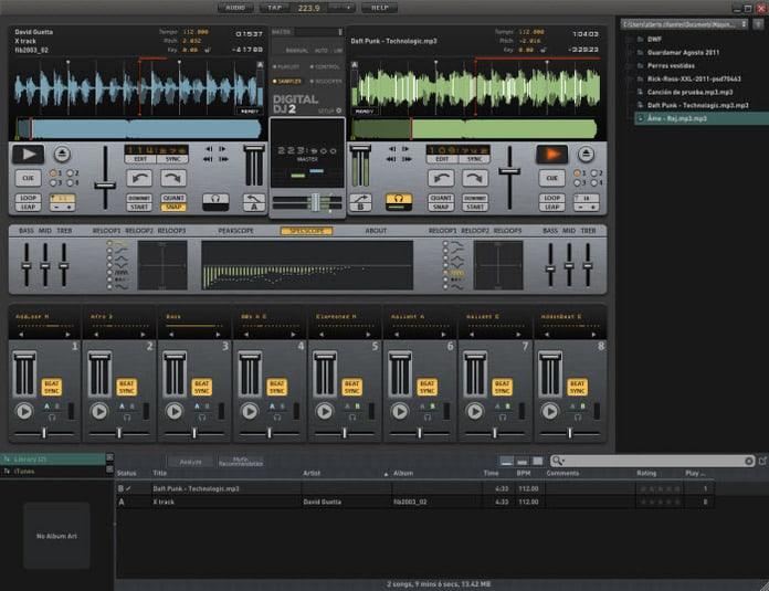 MAGIX Digital DJ