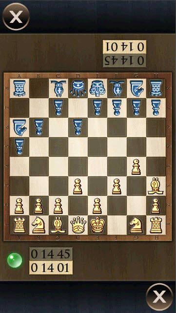 Chessboard Touch