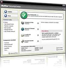 McAfee VirusScan Plus AOL Edition