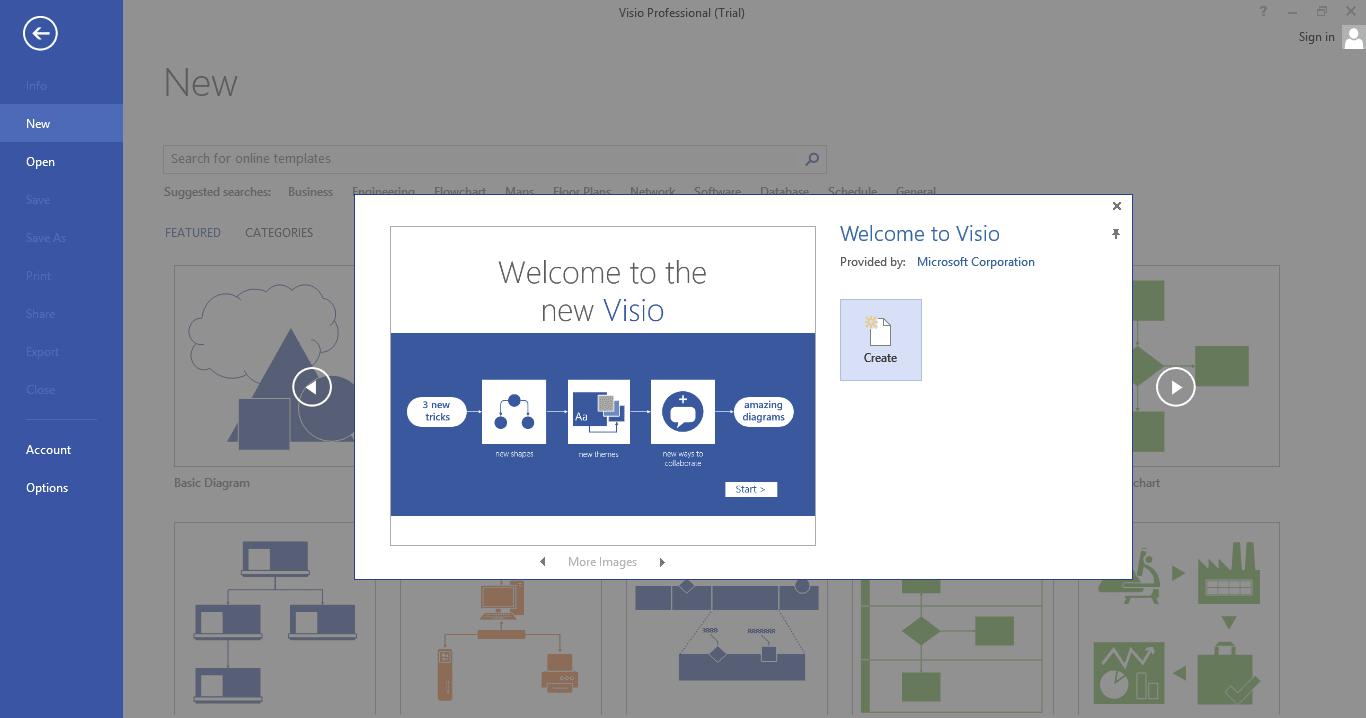 Microsoft Visio 2013