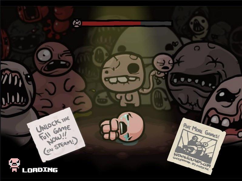 The Binding of Isaac Demo