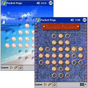 Pocket Pegs
