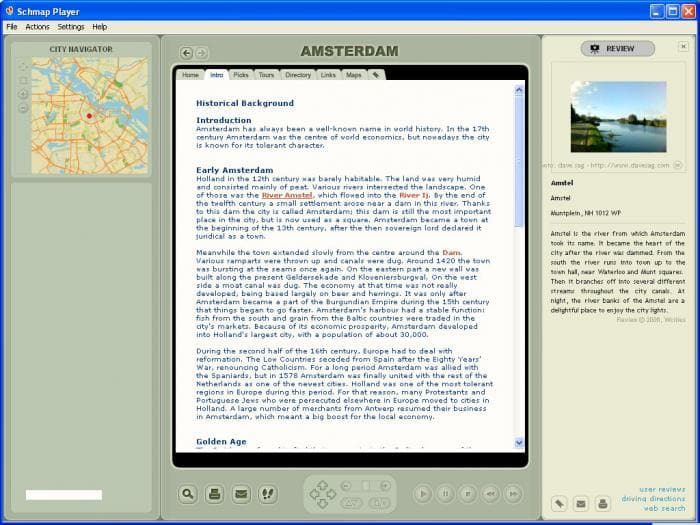Schmap Amsterdam Guide