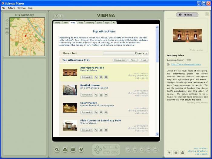 Schmap Vienna Guide