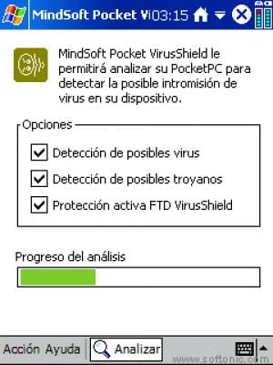 MindSoft Pocket VirusShield