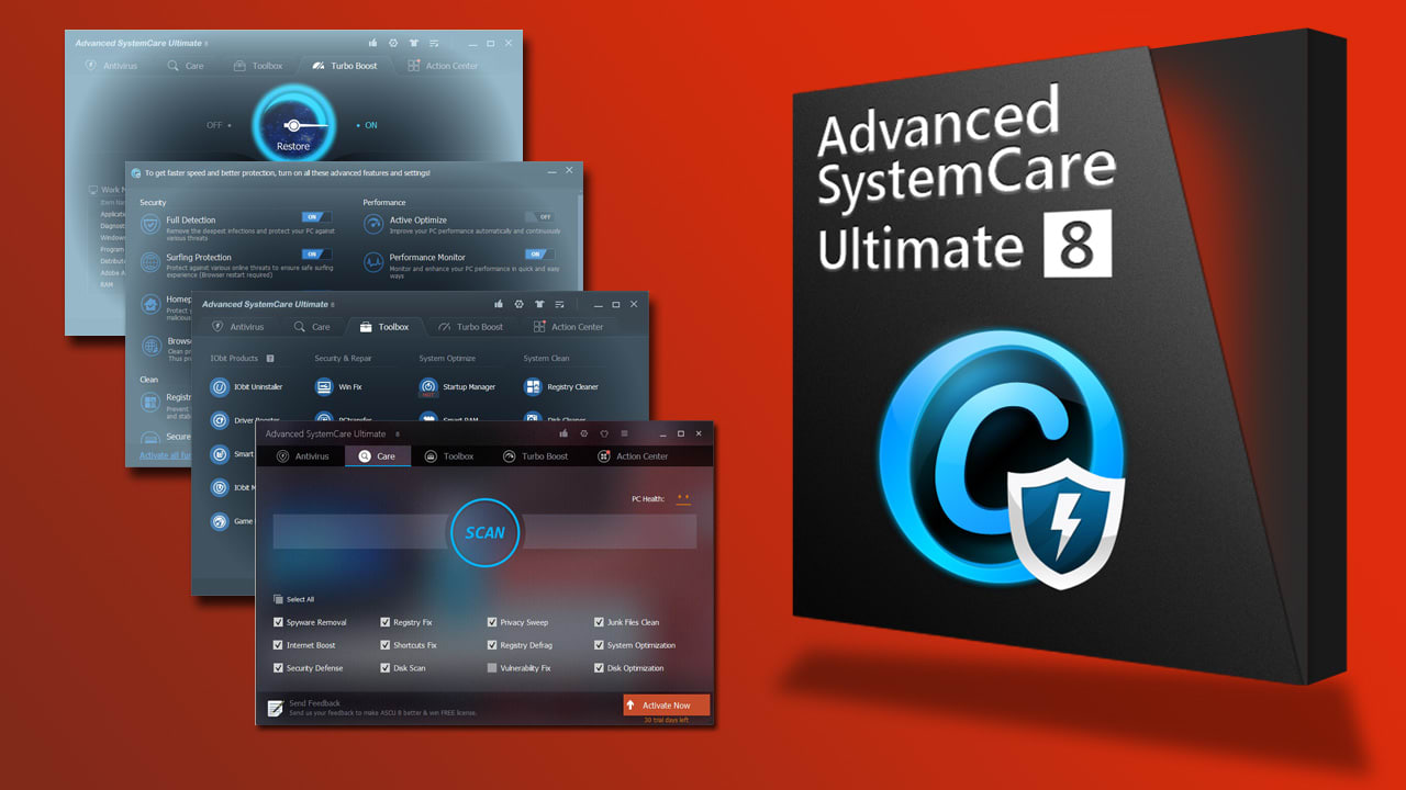 Advanced SystemCare Ultimate