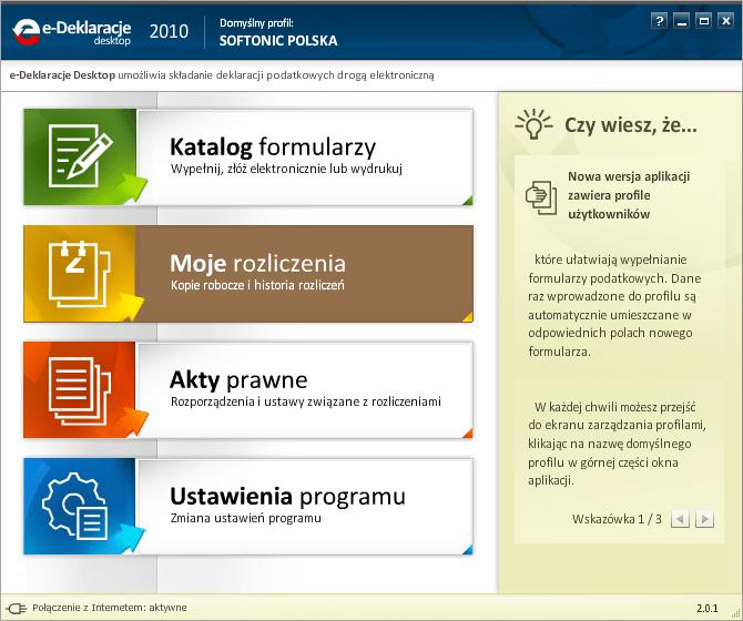 e-Deklaracje Desktop