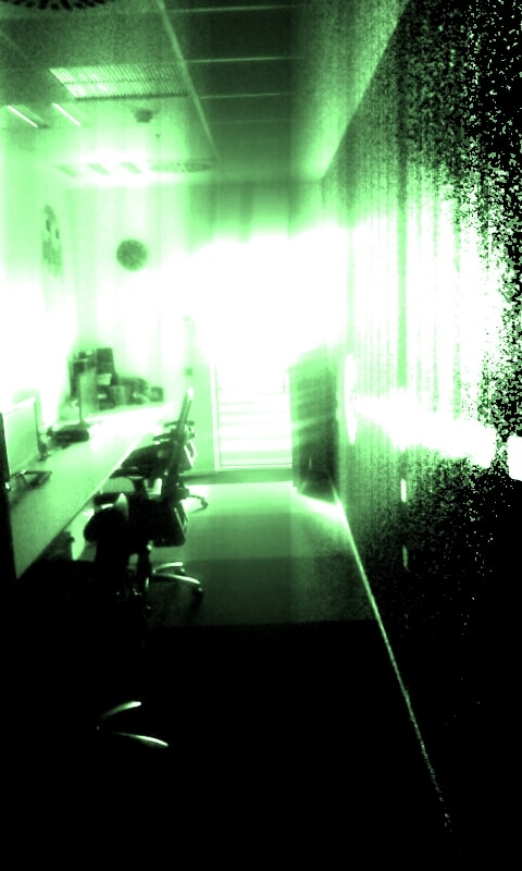Cámara de visión nocturna