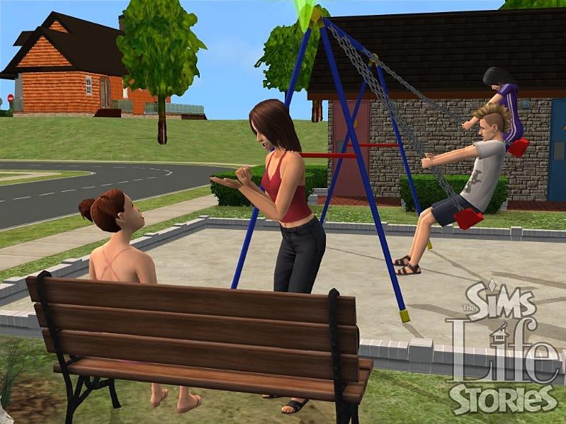 Les Sims: Histoires de vie