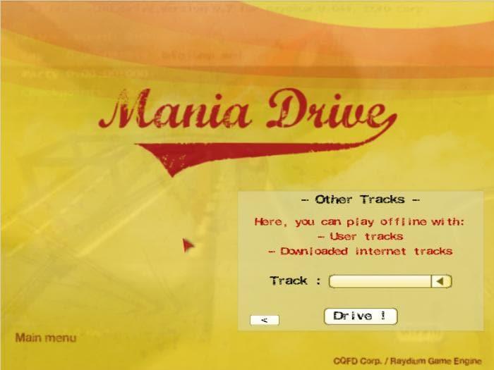 ManiaDrive Portable