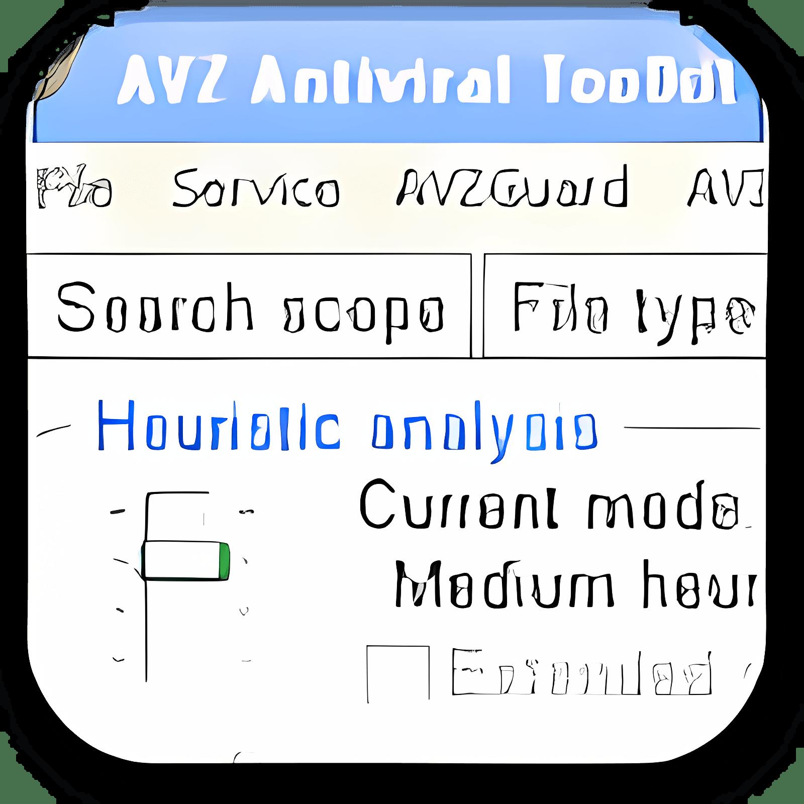 AVZ Antiviral Toolkit
