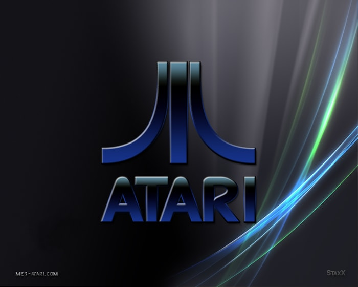 Tapeta Logo Atari