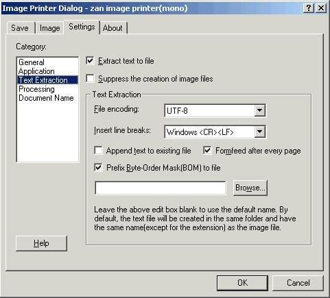 Zan Image Printer