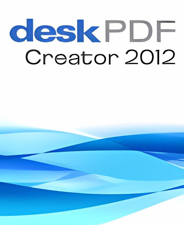 deskPDF Creator 2012