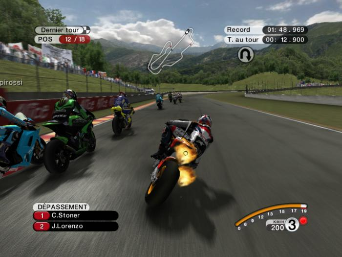 moto gp jeux android