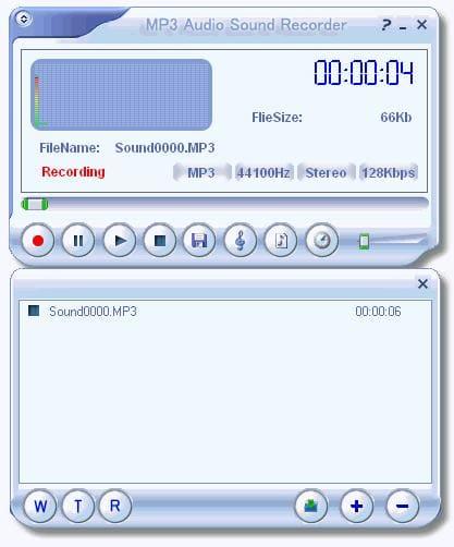Power Audio Recorder