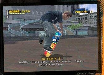 Tony Hawk's Pro Skater