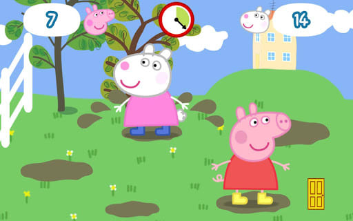 Peppa Pig - Happy Mrs Chicken