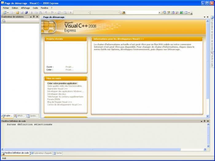 Microsoft Visual C++ 2008