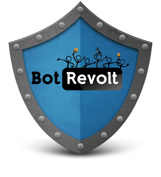 Bot Revolt Anti-Malware Protection