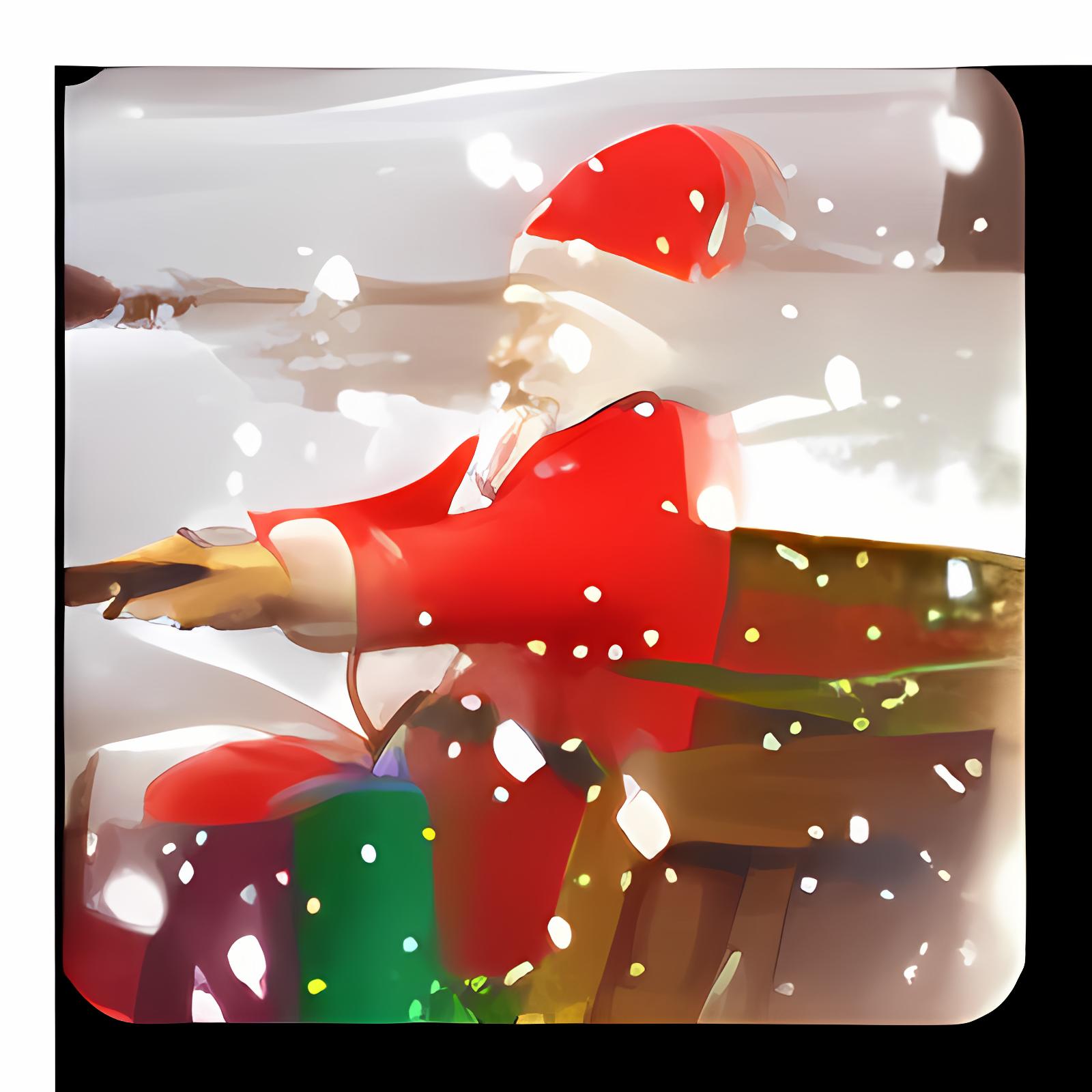 Microsoft Christmas Theme