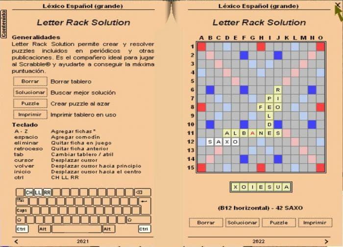 Letter Rack 3D
