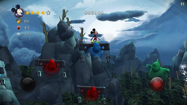 Castle of Illusion para Windows 10