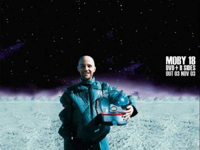 Moby 18 Wallpaper
