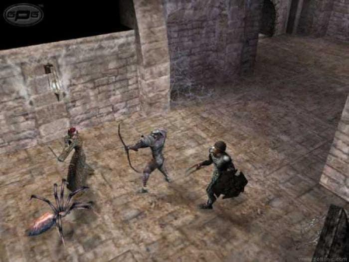 The Dungeon Siege: Legends of Aranna