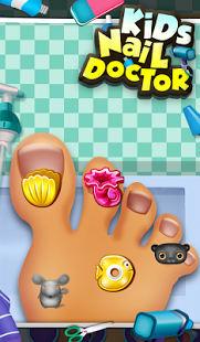 Niños Nail Doctor - Juegos par