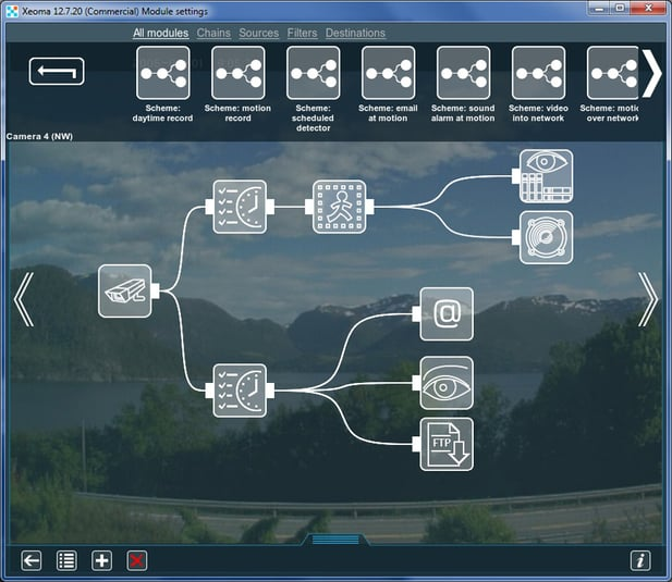 Xeoma Video Surveillance Software for Mac