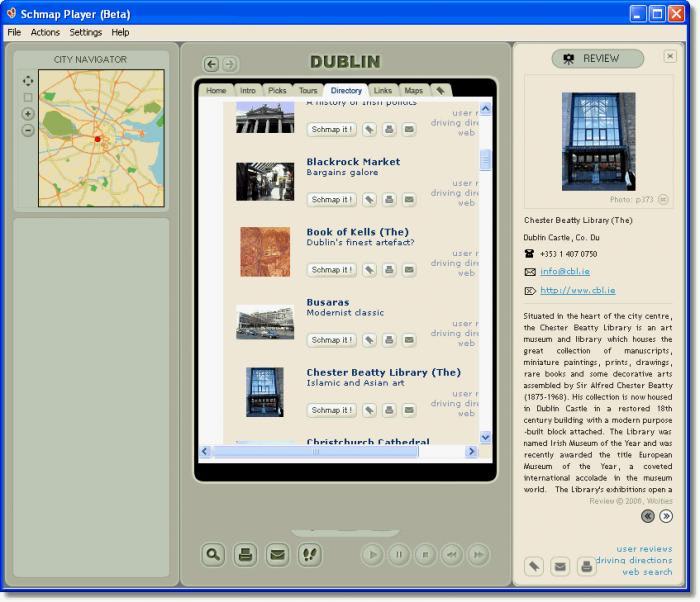 Schmap Dublin Guide
