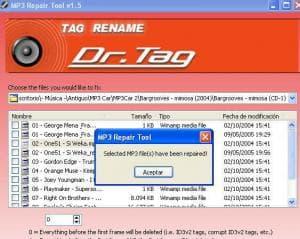 MP3 Repair Tool