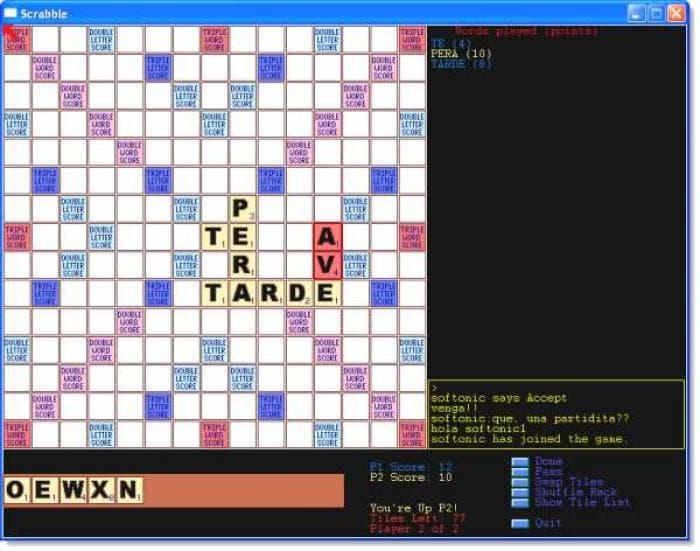 Incitti Scrabble