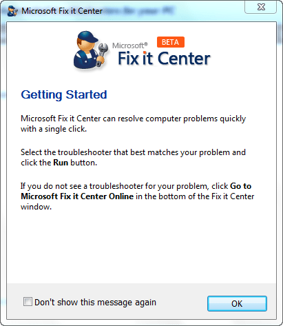 Fix It Center