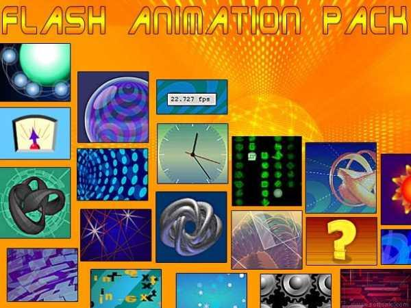 Flash Animation Pack