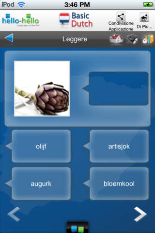 "Aprende Holandés - Vocabulario (Hello-Hello) ""para iPhone"""